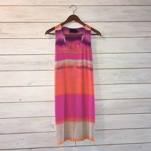 Cynthia Rowley Sleeveless Sheath Dress